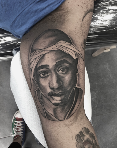 2pac-tattoo-portrait-amsterdam-tattooshop