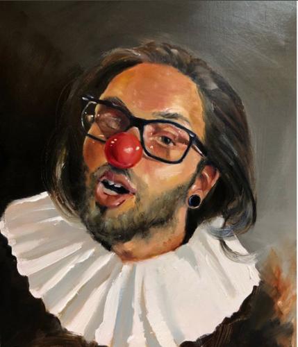 Bodine Ester Abramov Amsterdam Artist
