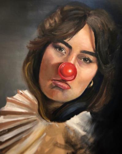 Bodine Ester Abramov Amsterdam Artist 1