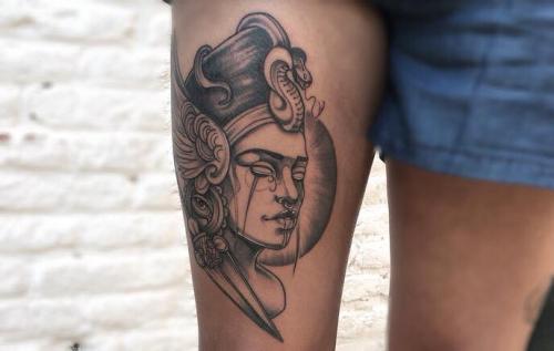 Egypt-tattoo-neffertiti-tattoo-shypnx-tattoo