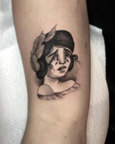 Gypsygirl-tattoo-fineline-tattooshop-amsterdam